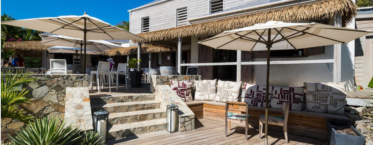 Cooper Island Beach Club Reopens